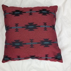 Accents - Southwestern pattern pillow